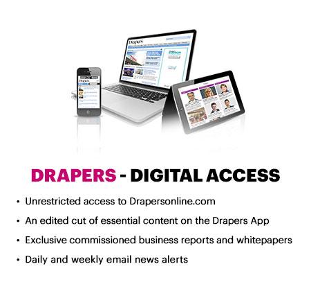 Drapers Digital Access